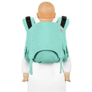 MOCHILA FIDELLA 2.0 TODDLER CHEVRON MINT